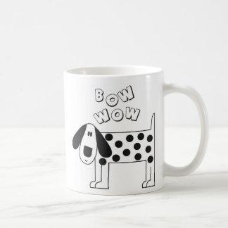 Bow-Wow mug