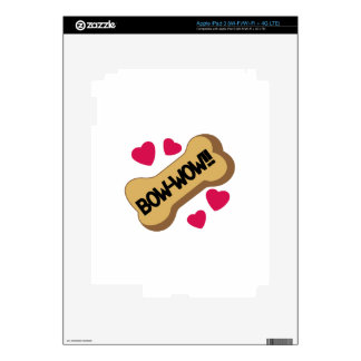 Bow-Wow Skins For iPad 3