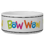 Bow Wow Tazones Para Perro