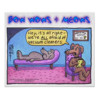 BOW WOWS & MEOWS - Hey, it's all right... Poster