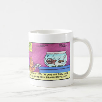 BOW WOWS & MEOWS - Things hadn't been... Classic White Coffee Mug