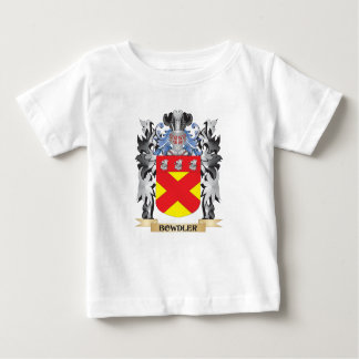 Bowdler Coat of Arms - Family Crest Tee Shirts