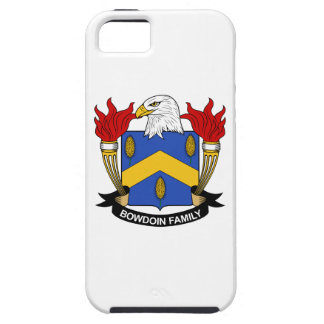 Bowdoin Family Crest iPhone 5 Cover