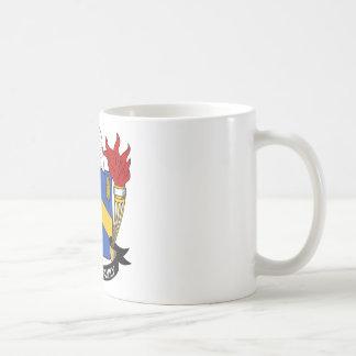 Bowdoin Family Crest Coffee Mug