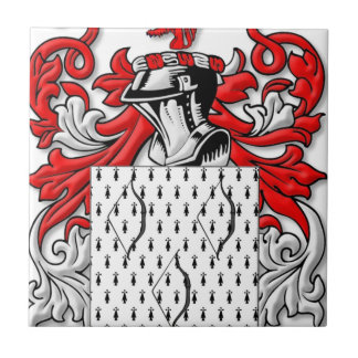 Bowe Coat of Arms Tile