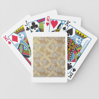 'Bower' wallpaper design Bicycle Playing Cards