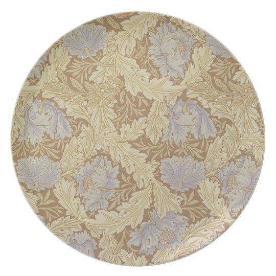 'Bower' wallpaper design Melamine Plate