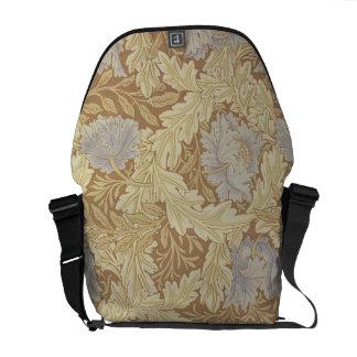 'Bower' wallpaper design Messenger Bag
