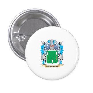 Bowerman Coat of Arms Pins