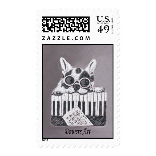 Bowers Art Stamp
