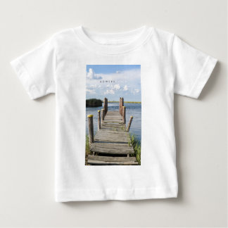 Bowers Beach - Delaware. Baby T-Shirt