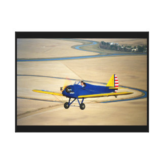 Bowers, Flybaby, 1975, Sonoma_Classic Aviation Canvas Print