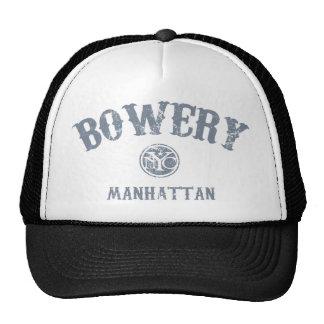 Bowery Mesh Hats