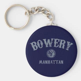 Bowery Keychain