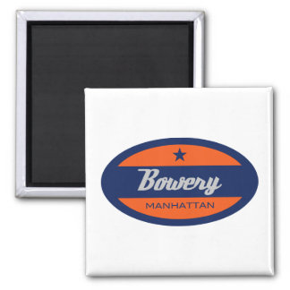 Bowery Magnet