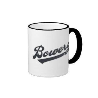 Bowery Coffee Mugs