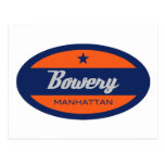 Bowery Post Cards
