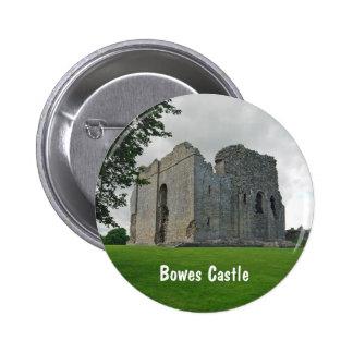 Bowes Castle Button