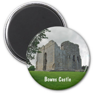 Bowes Castle Refrigerator Magnet