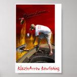 Bowfishing Poster
