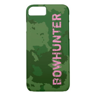 Bowhunter iPhone 7 case