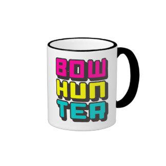 BOWHUNTER - Proud, Skilled & Ethical Archer, Loud Ringer Mug