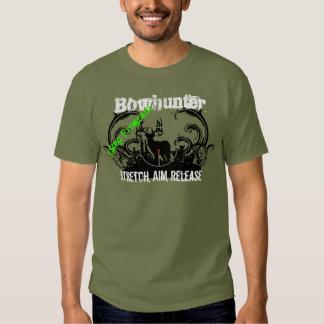 Bowhunting 3 step program T-Shirt