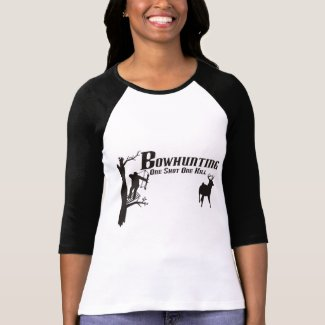 bowhunting t-shirts shirt