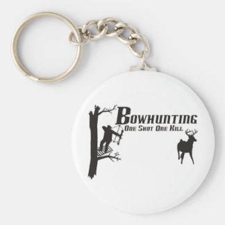 bowhunting t-shirts keychains