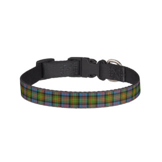 Bowie Family Tartan Pet Collar