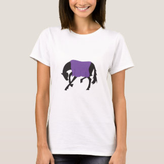 Bowing Horse T-Shirt