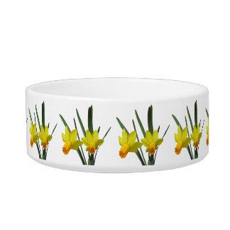Bowl - Daffodil Cat Water Bowl