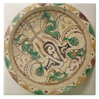Bowl (earthenware) tile