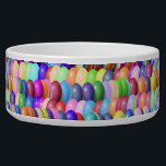 """Bowl - Easter Eggs Found<br><div class=""""desc"""">It took nearly three days to computer-color these stunning digitally-created Easter eggs . . . but it was well worth the effort. Dozens of colors on hundreds of eggs make this design bold, bright and beautiful! Rows of randomly placed eggs stretch from one side of this fabulous bowl to the...</div>"""