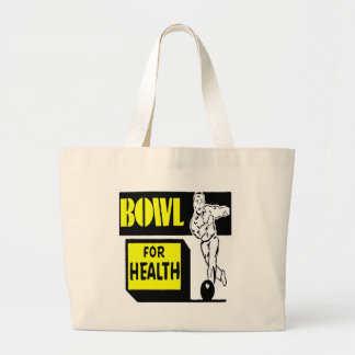 BOWL FOR YOUR HEALTHQ BAG