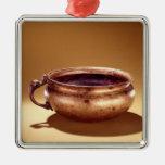 Bowl, from Keshcarrigan, County Leitrim Metal Ornament