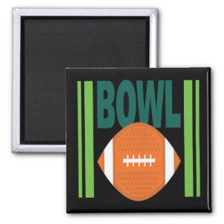 Bowl Game Magnet