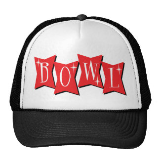 Bowl Mesh Hat