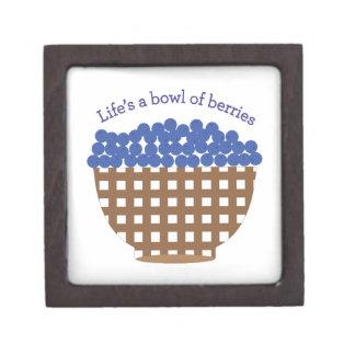 Bowl Of Berries Premium Gift Boxes