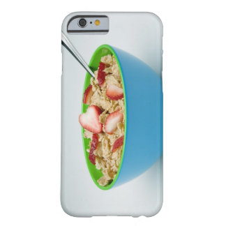 Bowl of cereal barely there iPhone 6 case