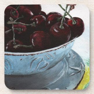 Bowl of Cherries Coaster