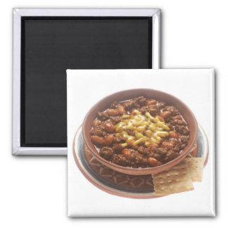 Bowl of Chili Magnet