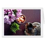 Bowl of eggs. Snapshot 1 Greeting Card