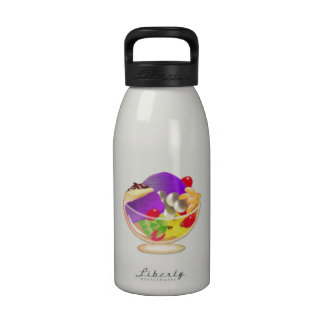 Bowl of Fruit Reusable Water Bottle