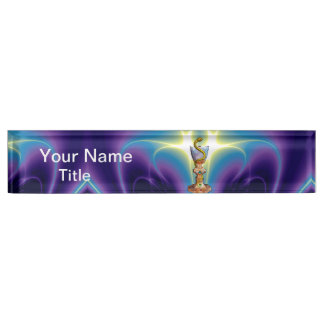 BOWL OF HYGEIA  Medicine, Pharmacy Nameplate