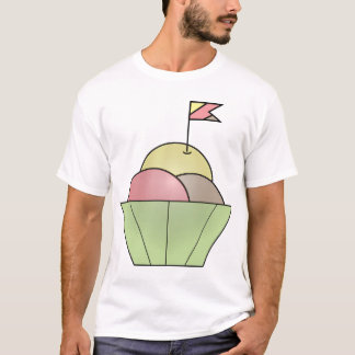 Bowl of Ice Cream t-shirt