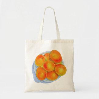 Bowl of Mangoes Budget Tote Bag