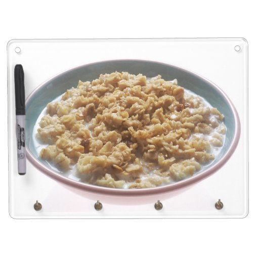 Bowl of Oatmeal Dry-Erase Boards