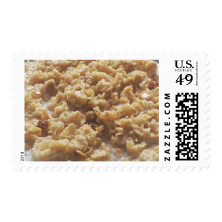 Bowl of Oatmeal Postage