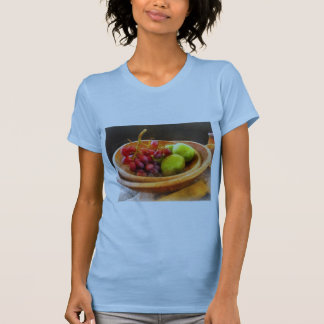 Bowl of Red Grapes and Pears Dresses